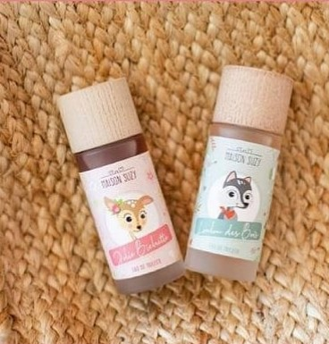 Katell Plisson Flacons de parfum